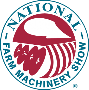National Farm Machinery Show Logo