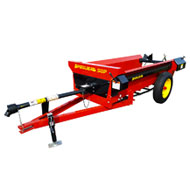 Compact Manure Spreader
