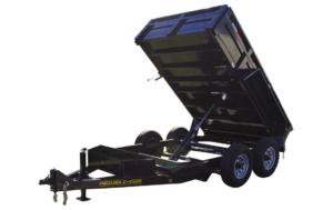 C1500 Dump Trailer Features
