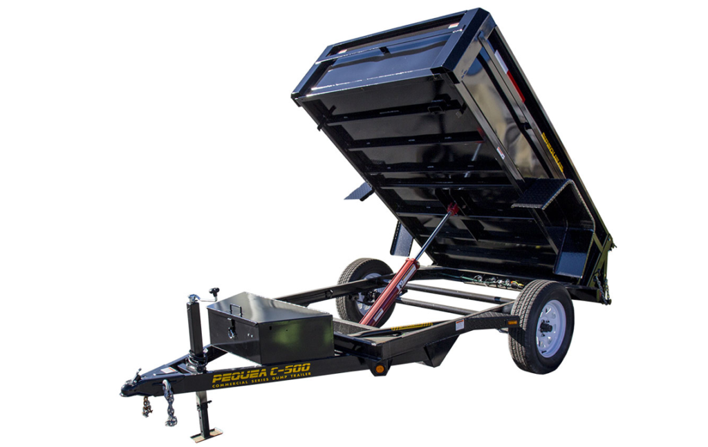 C500 Dump Trailer Features