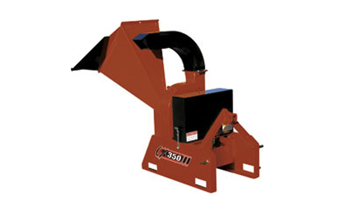 CX350 Wood Chipper