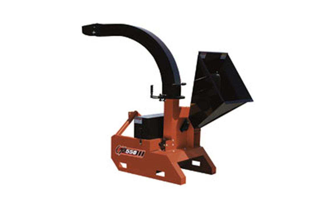 CX550 Wood Chipper