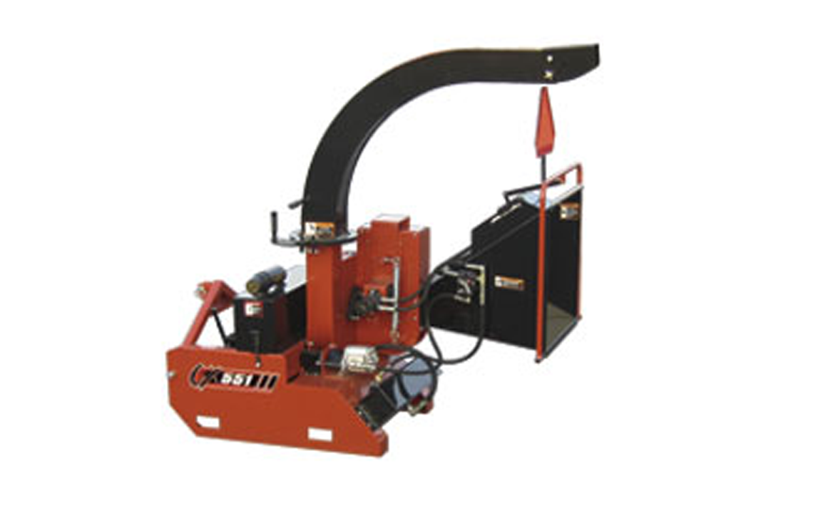 CX551 Wood Chipper