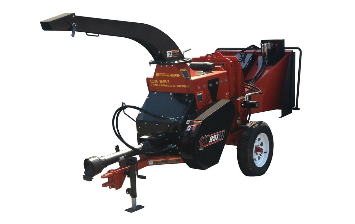 CX951 Wood Chipper