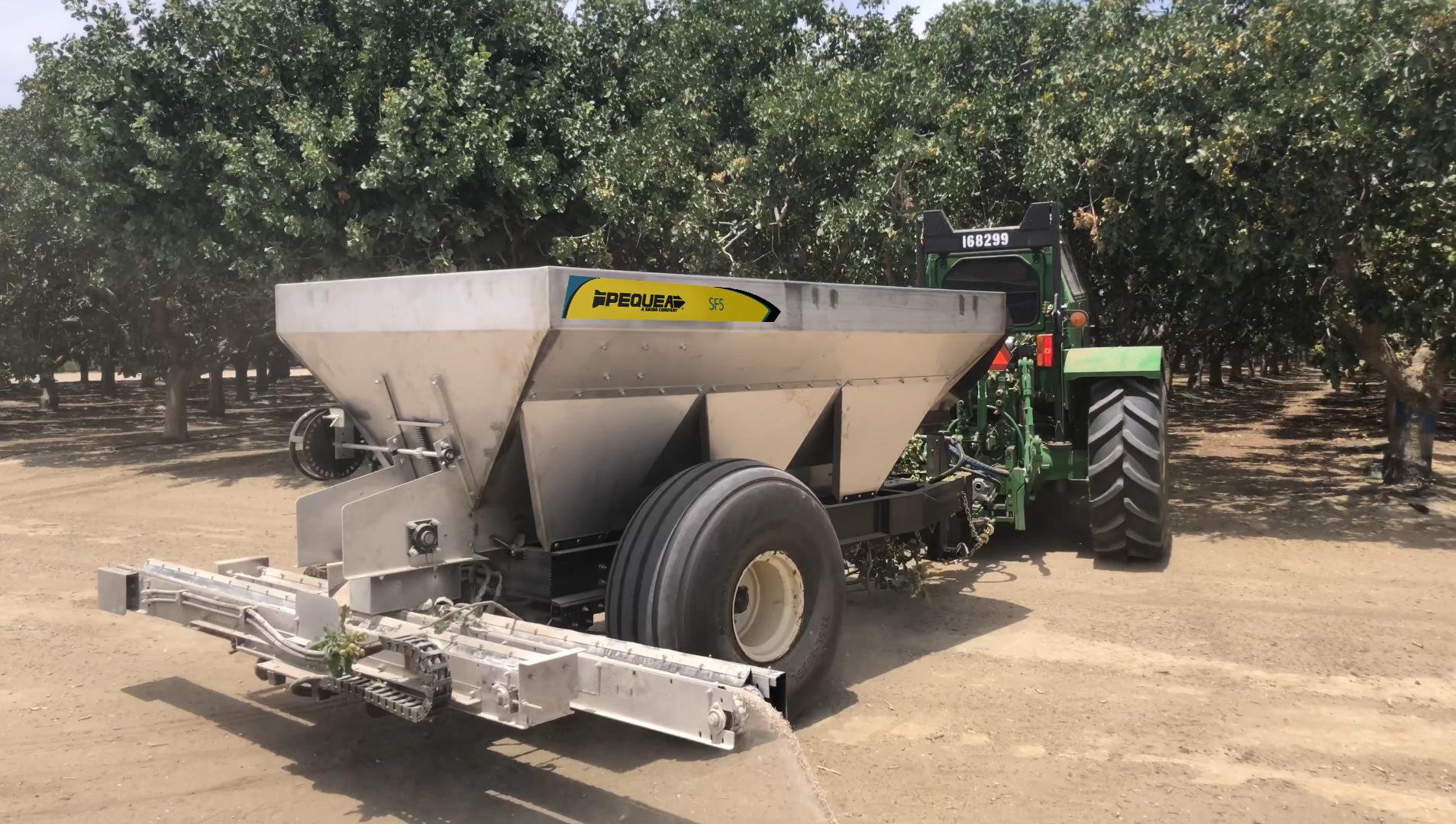 SF5 Fertilizer Spreader