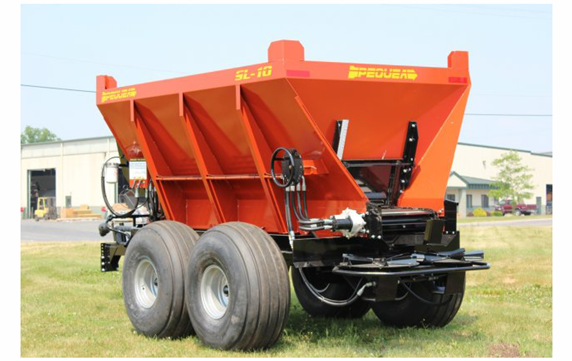 SL10 Lime Spreader