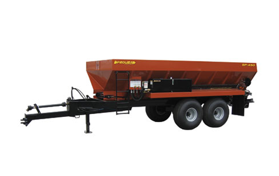 SP450 Litter Poultry Spreader