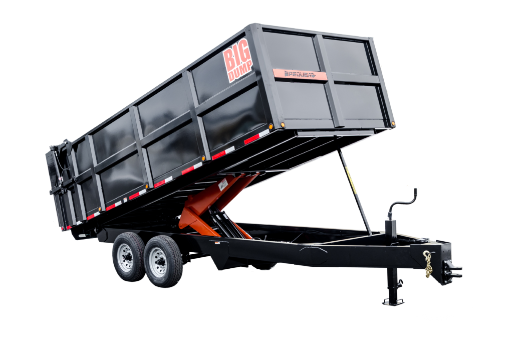 Big Dump Trailer Features
